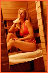 Saratoga Weight Loss Infared Sauna