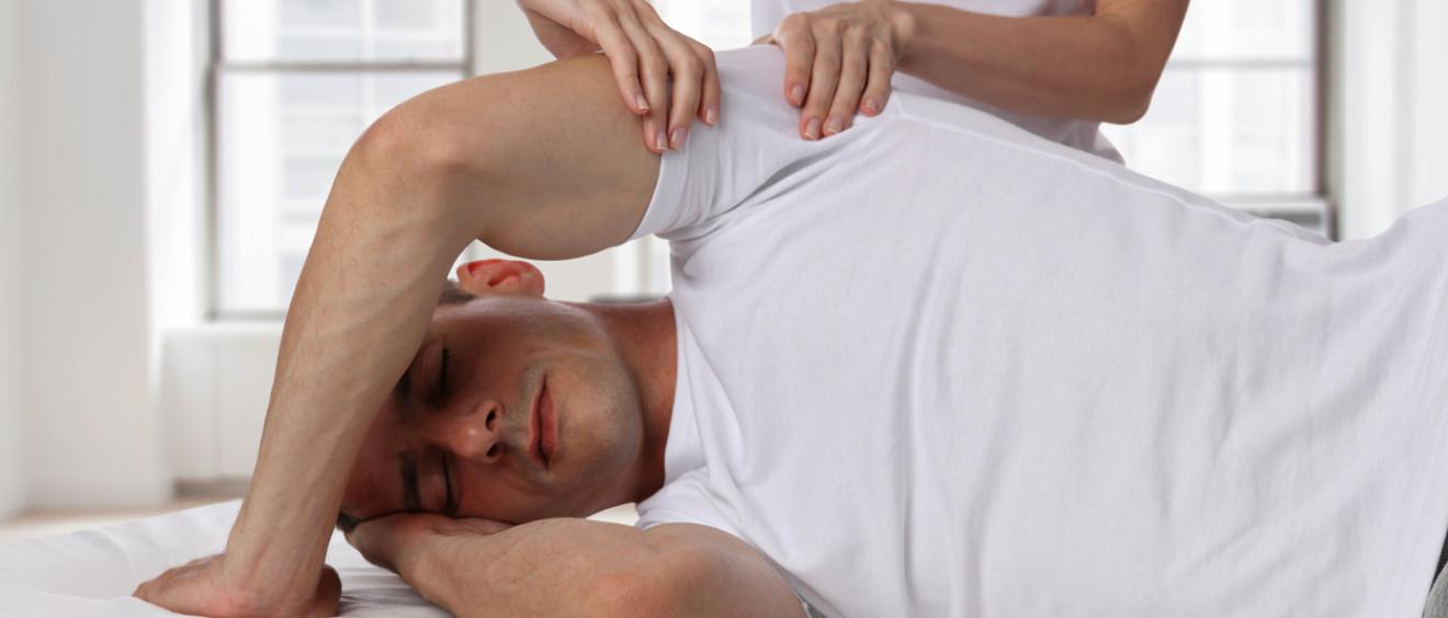 Saratoga Chiro-Shoulder Pain and Chiro Care